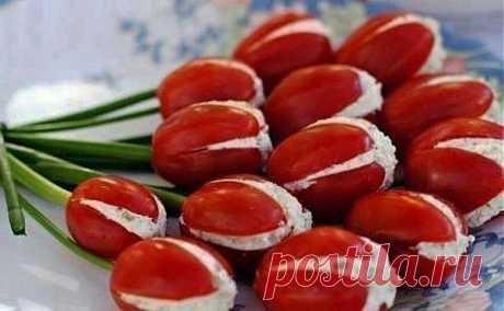 """Томатная закуска """"Тюльпаны"""" (45 ккал/100 )"""