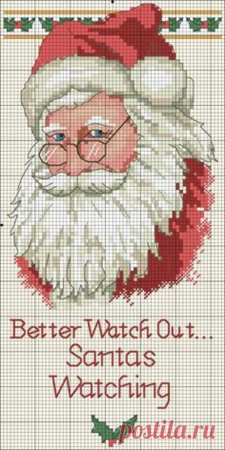 Point de croix Noël *m@*Christmas Cross stitch   Cross stitch Christmas