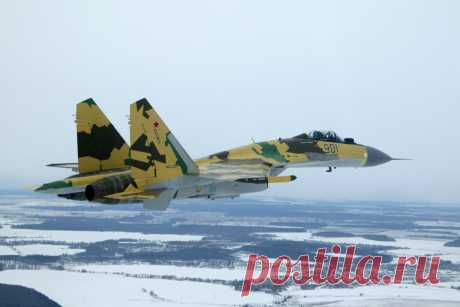 SU-35: five facts about the fighter