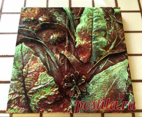 плитка Ботаника, плитка керамическая Ботаника, плитка с растениями купить, плитка ручной работы , плитка ручной работы купить, плитка на стены, плитка для декора, плитка для декора купить