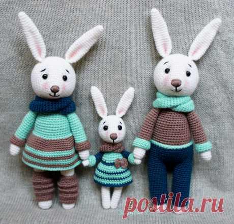 PDF Зайчиха. FREE amigurumi crochet pattern. Бесплатный мастер-класс, схема и описание для вязания амигуруми крючком. Вяжем игрушки своими руками! Зайка, кролик, заяц, зайчик, rabbit, hare, bunny, hase, lebre, lapin, coelhinho. #амигуруми #amigurumi #amigurumidoll #amigurumipattern #freepattern #freecrochetpatterns #crochetpattern #crochetdoll #crochettutorial #patternsforcrochet #вязание #вязаниекрючком #handmadedoll #рукоделие #ручнаяработа #pattern #tutorial #häkeln #amigurumis