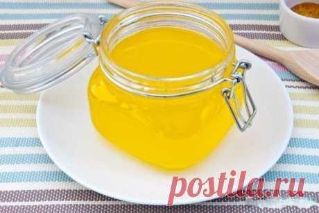 Лечение топленым маслом