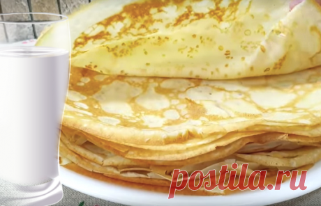 Масленичная неделя продолжается: еще один оригинальный рецепт блинов | ChocoYamma | Яндекс Дзен