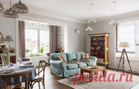 Чем наполнить дом чтобы сделать его стильным?
