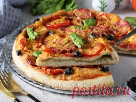 Пицца-хачапури
