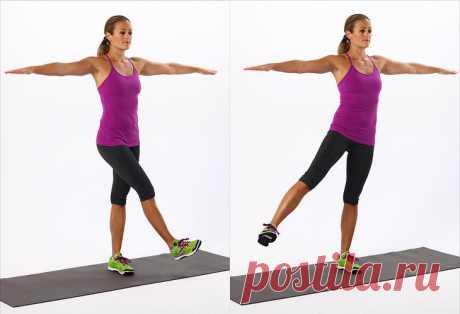 Зарядка Норбекова для позвоночника и суставов: комплекс упражнений