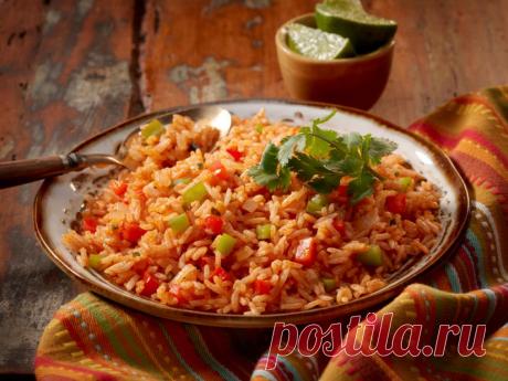 Еще один шикарный рецепт риса - теперь по-испански | ЯЖЕПОВАР | Яндекс Дзен