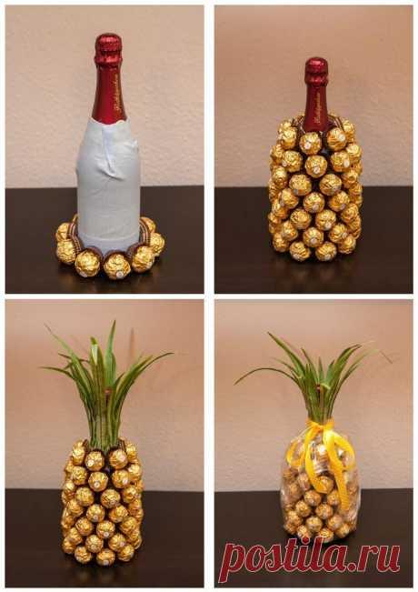 50 интересных идей по упаковке новогодних подарков - Ярмарка Мастеров - ручная работа, handmade