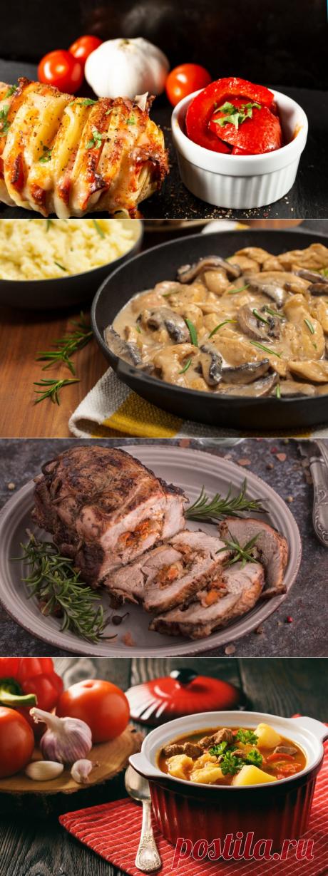 Как вкусно приготовить свинину: рецепты от Шефмаркет