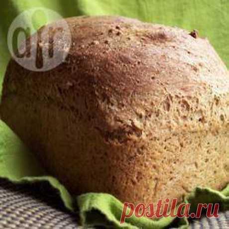 Рецепт: Цельнозерновой хлеб с ржаной мукой и ячневой крупой - все рецепты России