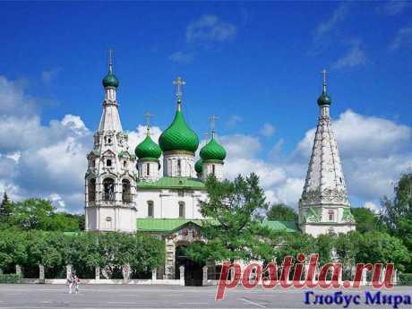 10 достопримечательностей России (ТОП): самые красивые места