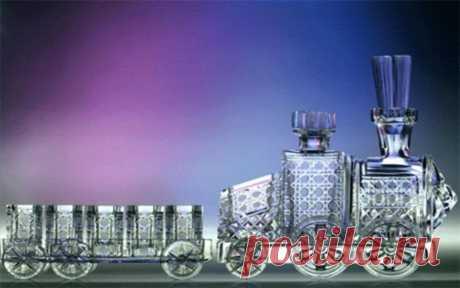 Бизнес-идея: производство изделий из хрусталя