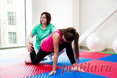 СМОТРИТЕ: Безопасное упражнение при коксартрозе