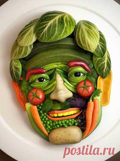 человек-овощ
