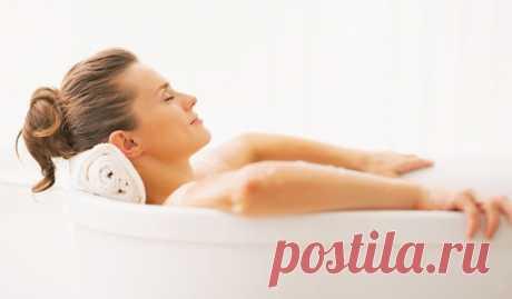 Принимаем ванну с пользой для тела и души: целительные советы
