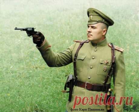 """Знаменитый """"долгожитель"""" - револьвер Наган — Великая Победа"""