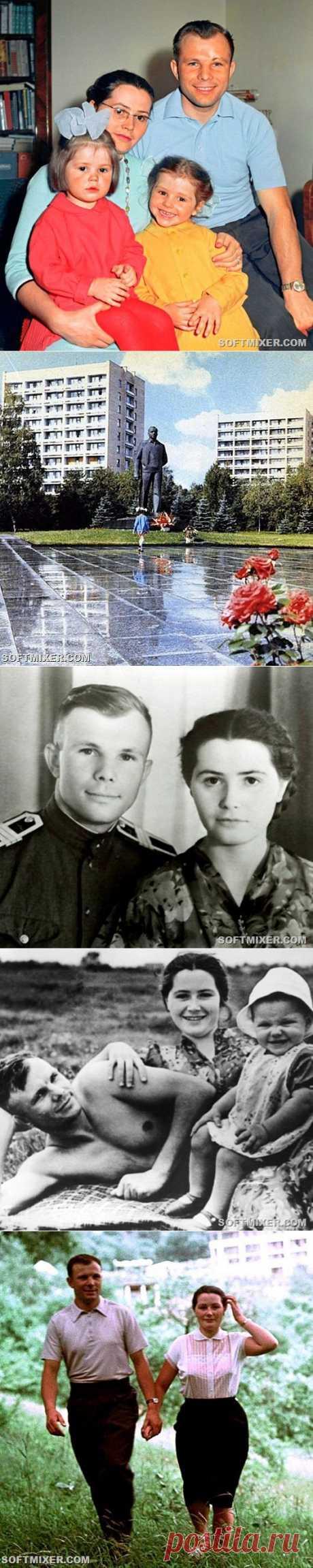 Почему вдова Гагарина почти 50 лет молчит о муже… / Назад в СССР / Back in USSR