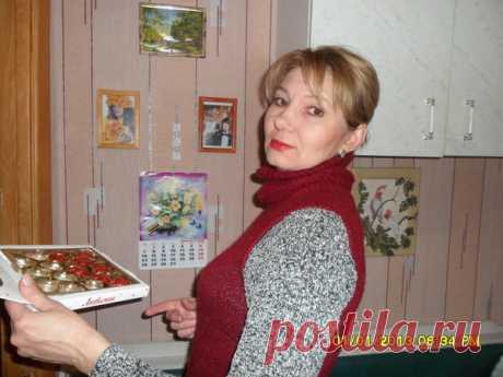 Наталья Половникова