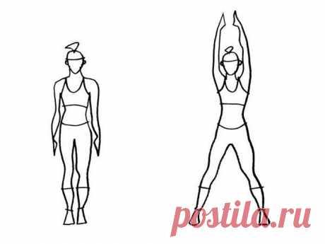 16 простых упражнений, которые приведут ваше тело в порядок