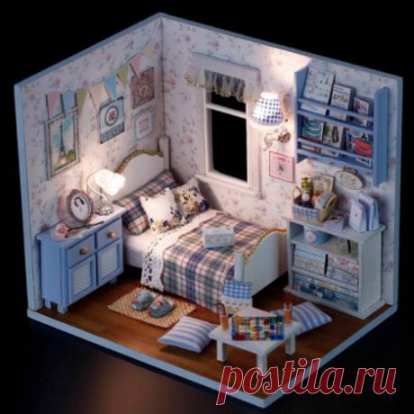 Румбокс — миниатюра в коробке   Магазин Цветное   Яндекс Дзен