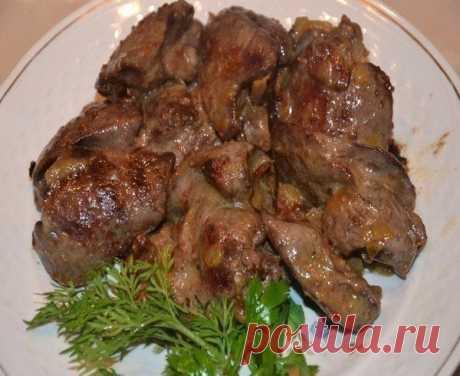 ¡La receta más sabrosa del hígado!