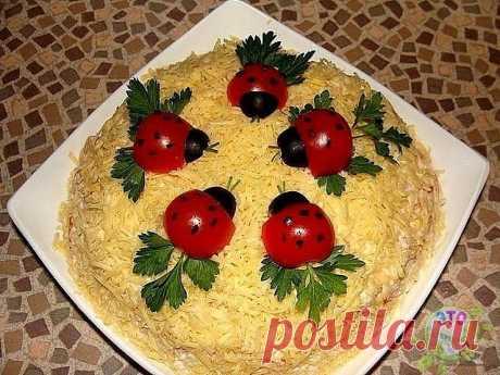 Как быстро сделать салат. Как Вам изобретение?