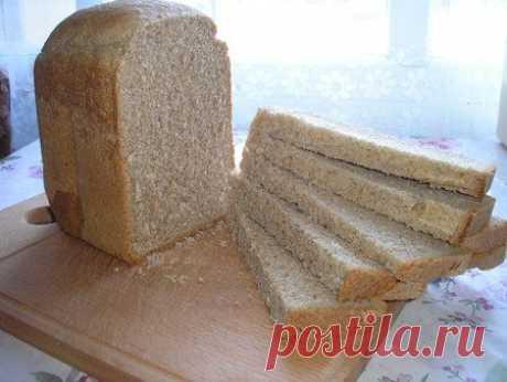 """Рецепт Хлеб домашний вкусный, без """"химических дрожжей""""!"""