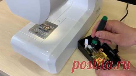 Полезные советы по нестандартным настройкам швейных машин.