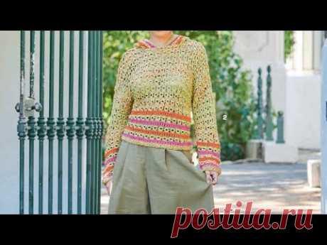 Идеи вязаных летних моделей - Ideas for Knitted Summer Patterns