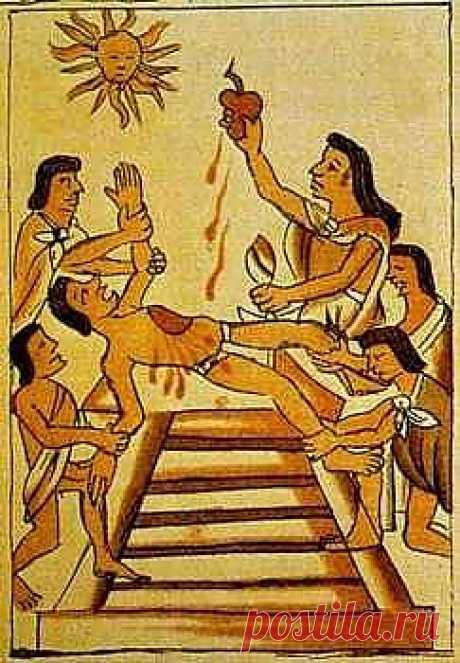 Жертвоприношения. Несмотря на то, что человеческие жертвоприношения остались в прошлом, современные потомки майя практикуют кровавые обряды и в наше время. В качестве жертв используются, правда, куры, но сам процесс, песнопения, одежда, выпивание крови во многом остались в первозданном виде.