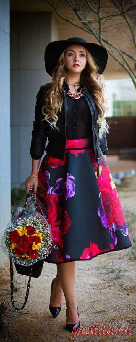 В моде женственность. Подбор красивых нарядов