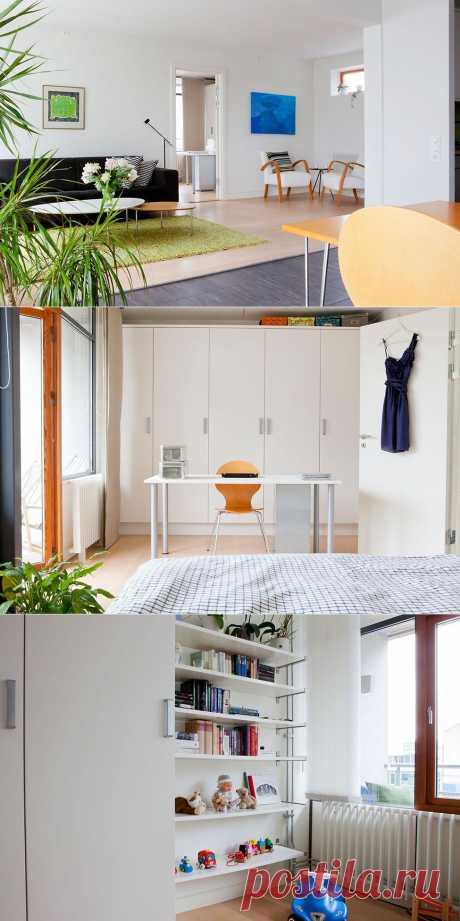 Уютный минимализм в современной квартире