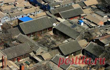 10 типов традиционных жилых построек в Китае