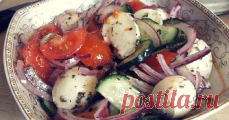 Пять простых салатов на каждый день: просто, вкусно и полезно - appetitno.net Считаете салаты праздничной закуской и не успеваете готовить их в обычные дни из-за сложности? Тогда вы заглянули по адресу! Специально для наших читателей в этой статье подобраны самые простые, легкие и быстрые в приготовлении салаты. Вам понравится! Очень популярны овощные салаты для похудения, ведь в большинстве овощей содержится минимальное количество калорий, а потому эти блюда можно есть пр...