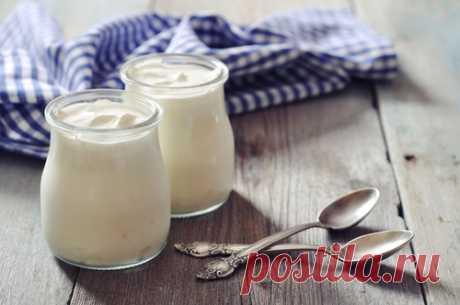 Как приготовить дома полезный натуральный йогурт? - Шаг к Здоровью