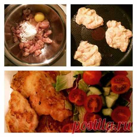 Как приготовить вкусные куриные котлетки для похудения | Похудение и стройная фигура | Яндекс Дзен