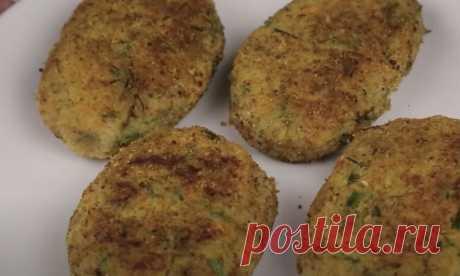 Стакан гречки и 2 картофелины: жарим быстрые котлеты на сковороде