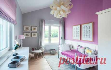 Как использовать сиреневый цвет в интерьере | Lavanda-decor | Яндекс Дзен