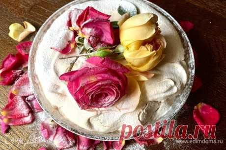 Яблочный пирог «Французский поцелуй». Ингредиенты: яичные желтки, сливочное масло, сахар