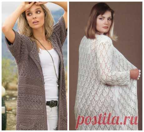 Пальто спицами: модели, схемы вязания, описание. Красивые модные пальто ручной работы: фото. Как связать модное женское, молодежное и детское пальто спицами?