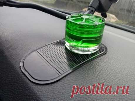 Freshener in a car for 0 rubles