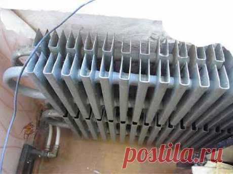 Отопление квартиры от газовой плиты