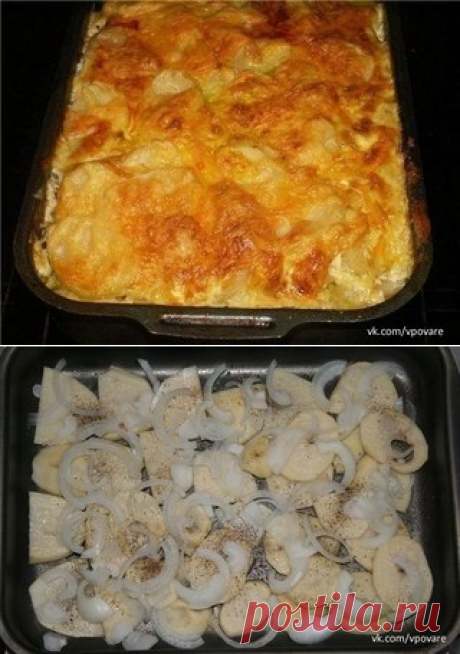 MEAT BAKED PUDDING. Favourite recipe of my mother. Any celebration did not do without this dish!