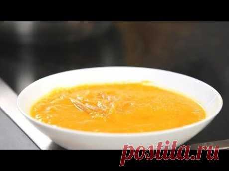 ¡La sopa-puré de la calabaza, la receta más sabrosa! - Uriel Shtern