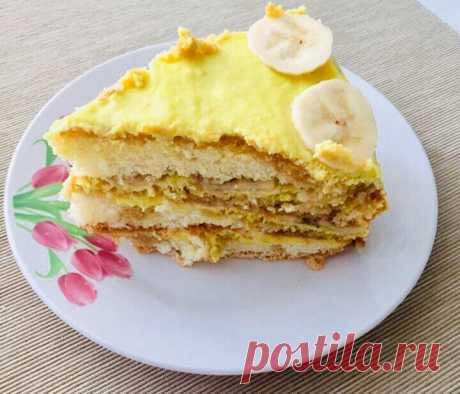 Простой пирог смазываю лимонным курдом, получается вкусный десерт | ВсегдаГотово! | Яндекс Дзен