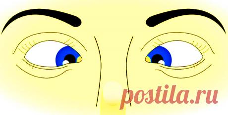 Гимнастика для глаз: Метод колеса для восстановление зрения ...