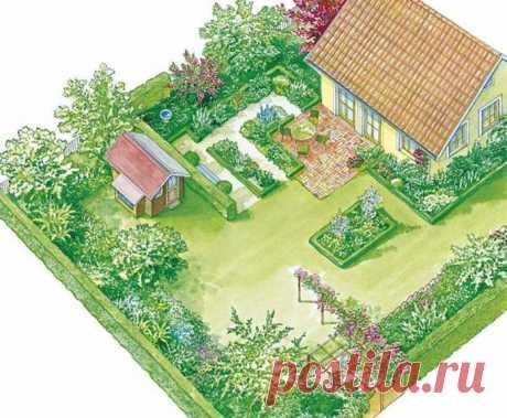 Die neue Lust auf Landleben - Mein schöner Garten