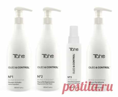 Oleo&Control  - это процедура по защите волос во время окрашивания, осветления и т.д. Мне лично понравилась. Обычно волсоы уже на 4 день становятся после окрашивания спутанными, жесткими. Тут же они мягкие и шелковистые.