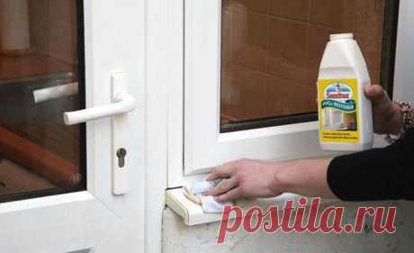 Как снять пленку с пластиковых окон: после установки, прикипевшую, старую пленку