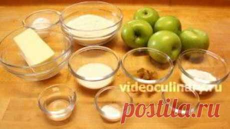 Как приготовить пирожки с яблоками - Рецепт Бабушки Эммы